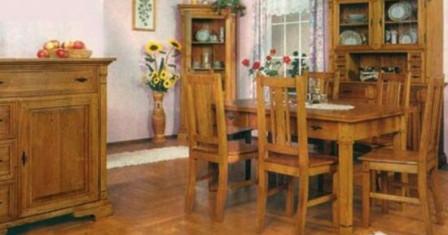 Преимущества деревянной мебели для дома