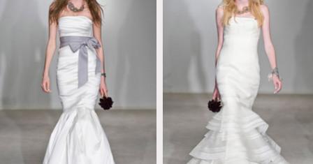 Свадебные платья на высокий рост