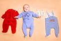 Как правильно выбрать одежду для новорожденного