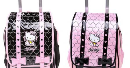 Преимущества детских рюкзаков на колесиках