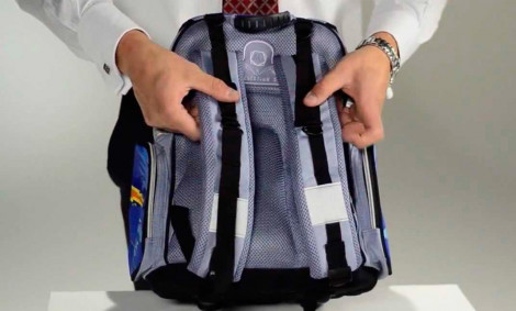 Особенности выбора школьного рюкзака