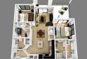 Виды планировок современных квартир
