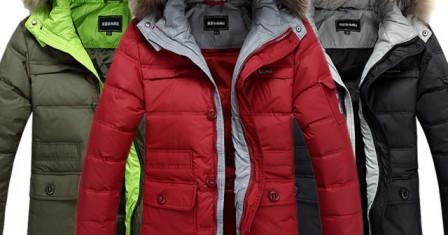 Как выбрать куртку в интернет-магазине?