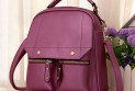 Новые модные тенденции – женские рюкзаки