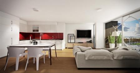 Почему квартиры-студии так популярны?
