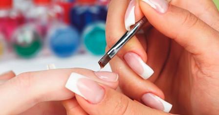 Виды гелей для наращивания и коррекции ногтей