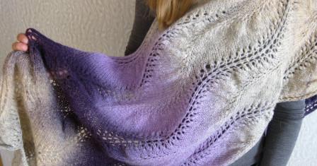 Как выбрать и упаковать шаль в подарок?