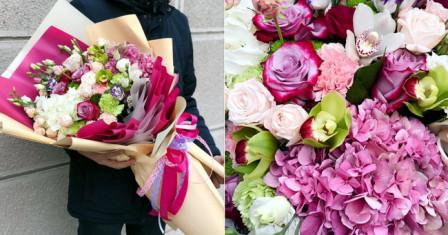 Рекомендации от доставки цветов по выбору букетов для дорогих людей