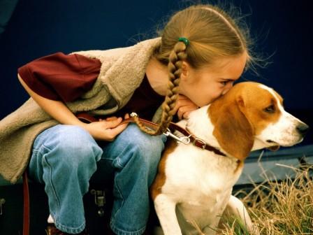 Роль животных в жизни детей от 10 до 15 лет