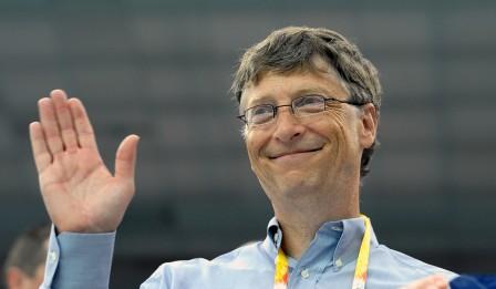 акция от Билл Гейтса
