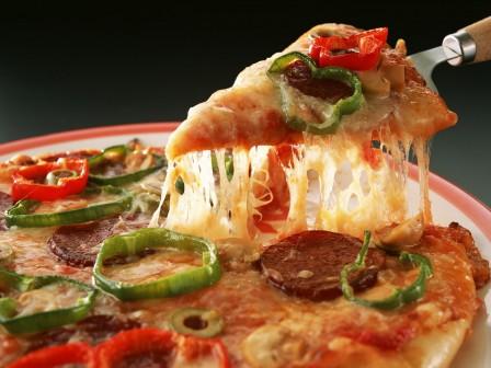 Пицца кальзоне