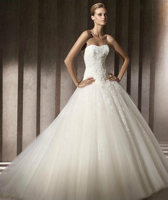 интересней покупки свадебного платья