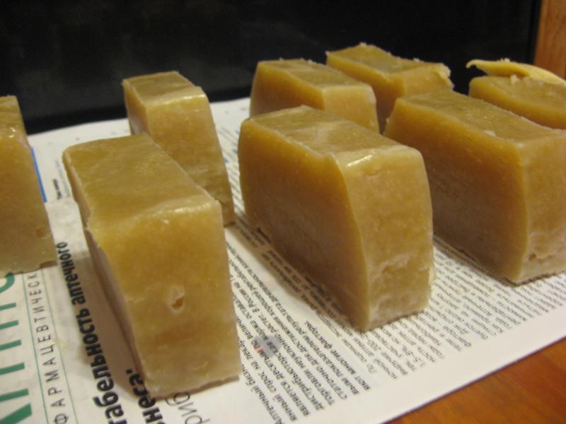 Мыло из кокосового масла своими руками 296