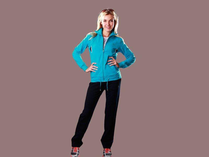 Спортивные костюмы женские больших размеров