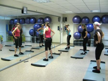 Физически тренировки