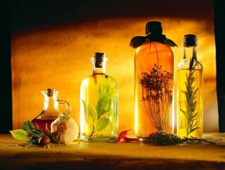 Массаж и эфирные масла