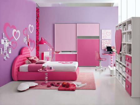 Розовый цвет – классика жанра