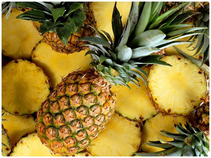 это что будет если съесть ананас целиком образом, тепло, которое