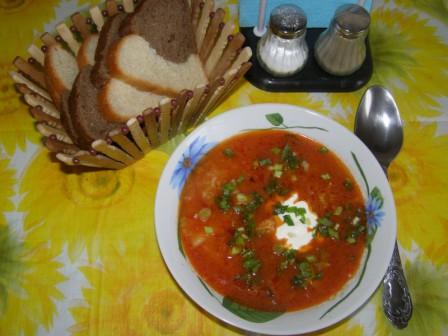 Самый простой суп