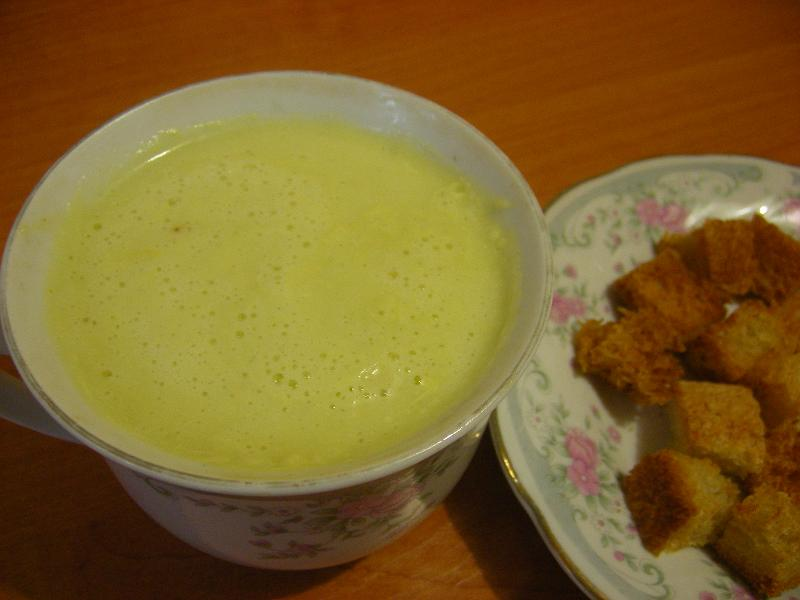 Варим самый простой суп