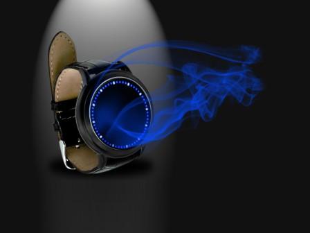 LED часы – сочетание красоты и уникальности