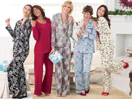 Правильный выбор стильной пижамы