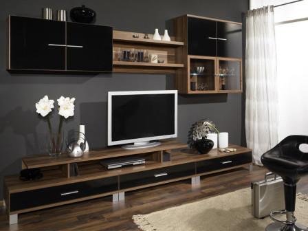Оформление гостиной – выбираем мебель