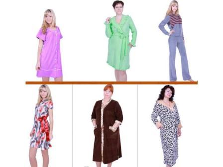 Правильный выбор халата