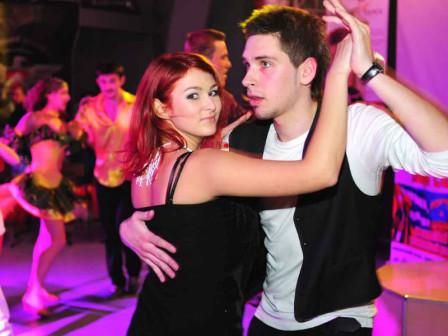 Обучение танцу