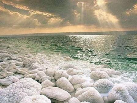 Виды соли для ванн и их свойства