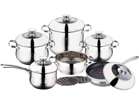 Ассортимент посуды