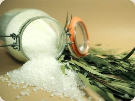Выбираем соль для ванны