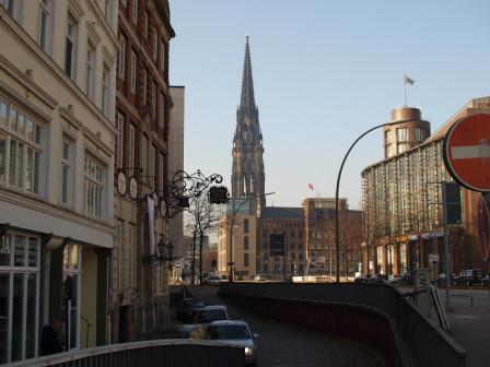 Восхитительный отдых в Гамбурге