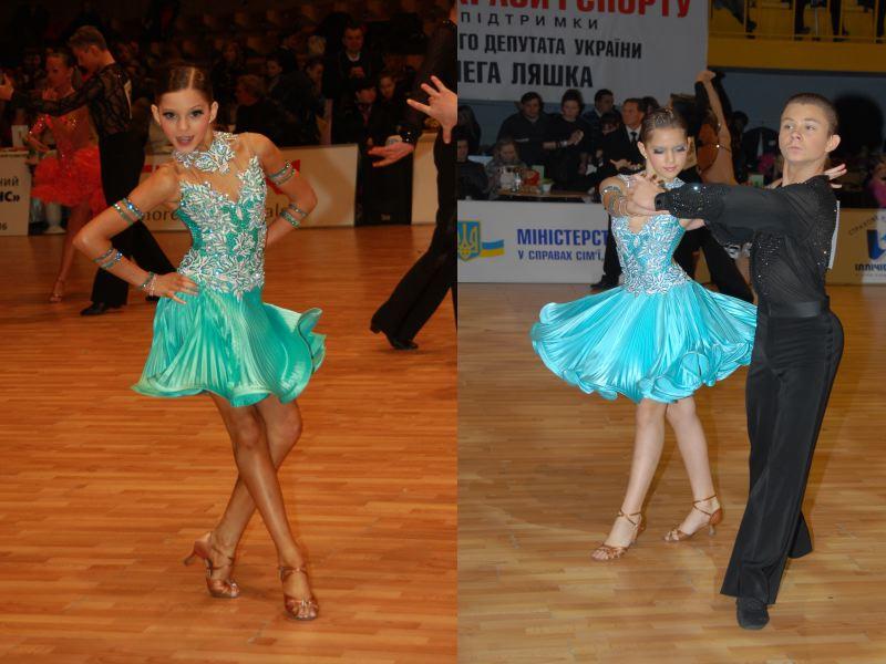 Платья по спортивно бальным танцам