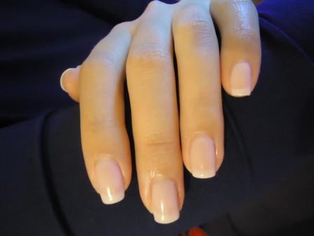 Натуральные средства по уходу за ногтями