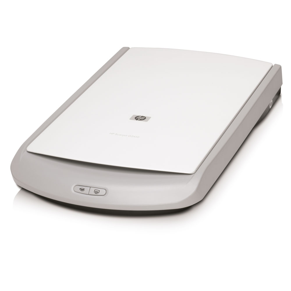 HP Scanner 7xxx Software saugt
