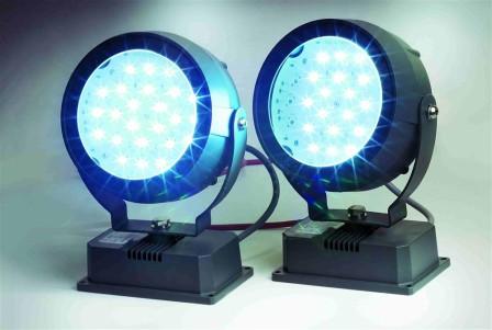 Перспективы использования LED прожекторов