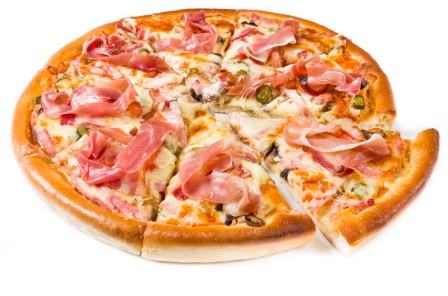 Приобретаем пиццу в Рондо-Пицца