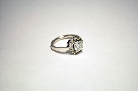 Покупаем кольца в Диамант Галерее
