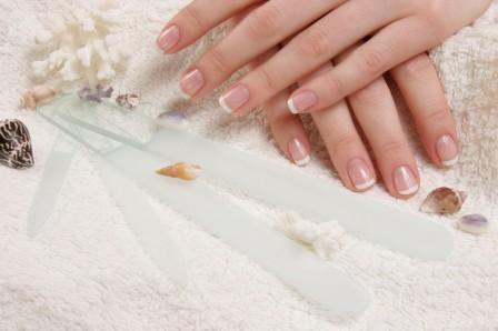 Пилочки для полировки ногтей