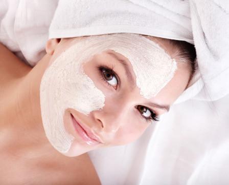 Использование очищающих масок