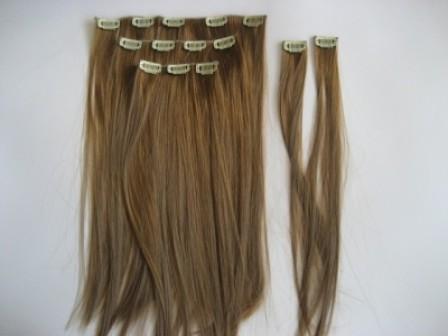 Как правильно выбрать накладные волосы