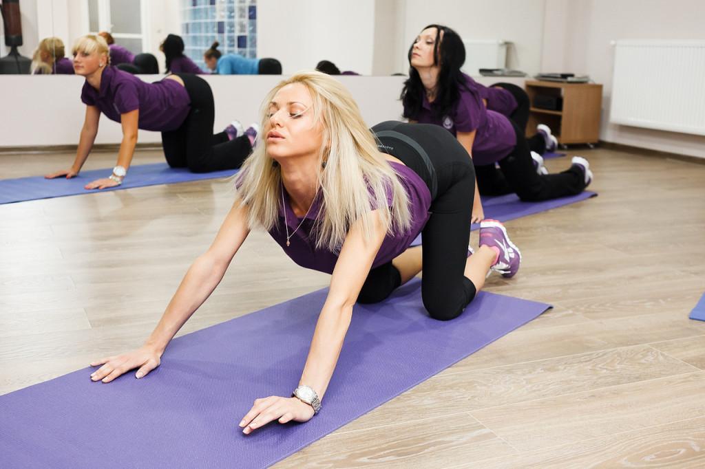 Фитнес для расслабления