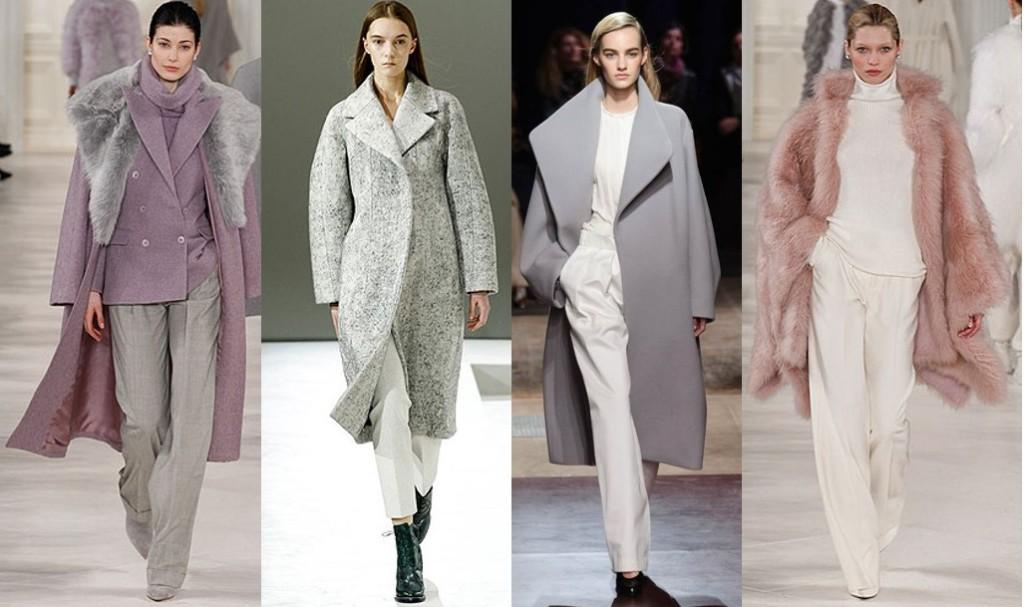 Выбираем фасон пальто