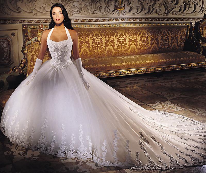 Найти красивые свадебные платья