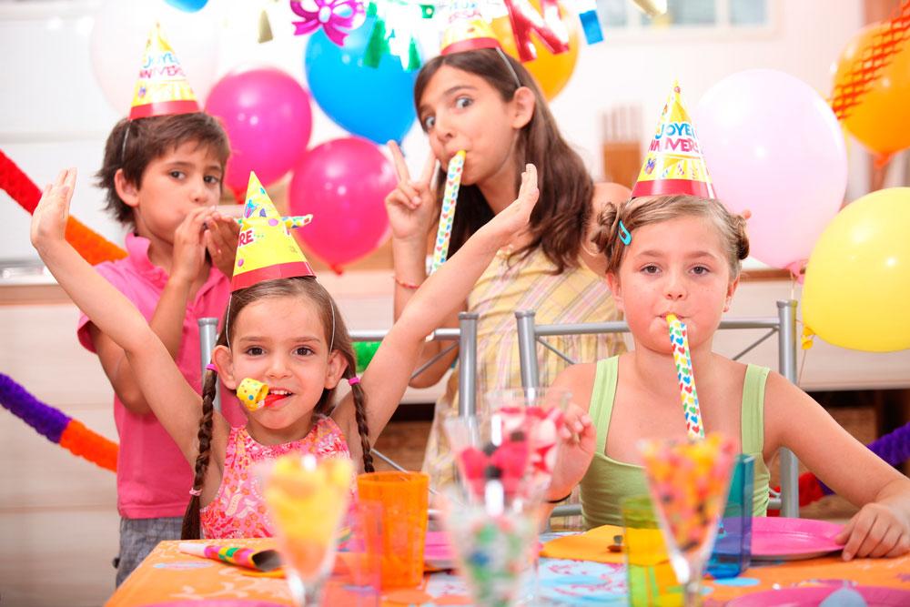 Интересные конкурсы на день рождения детские